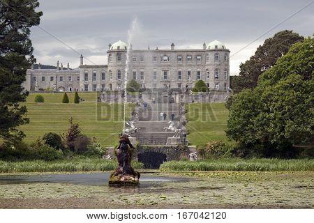 Powerscourt Estate Dublin Ireland Powerscourt Estate Dublin Ireland