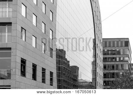 City Image - Universal basic modern business building skyscrapers