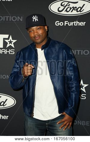 LOS ANGELES - JAN 23:  Chico Benymon at the BET's