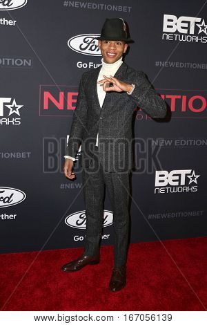 LOS ANGELES - JAN 23:  Bryshere Y. Gray at the BET's