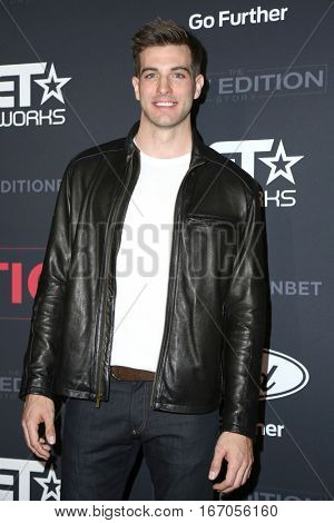 LOS ANGELES - JAN 23:  Jake Allyn at the BET's