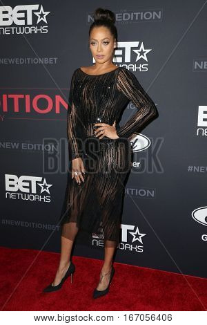 LOS ANGELES - JAN 23:  LaLa Anthony at the BET's