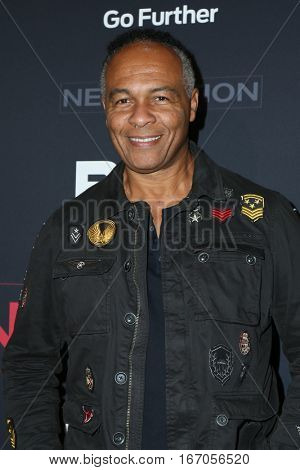 LOS ANGELES - JAN 23:  Ray Parker Jr at the BET's