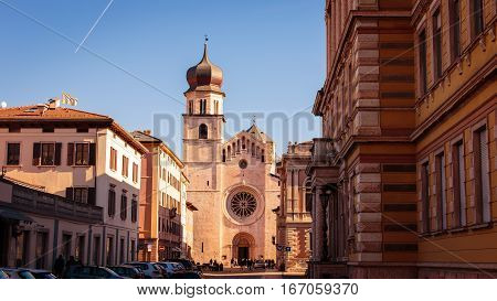 Trento Old City Square