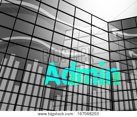 Admin Word Means Administration Management And Governance