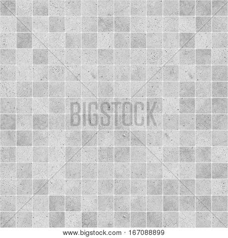 concrete mosaic tile texture cement background .