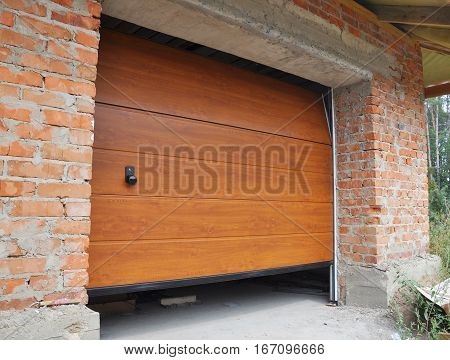 Install New House Garage Door. Garage Door Installation.  Insulating Garage Door. Garage door seal, garage door springs, garage door replacement, garage door repair.
