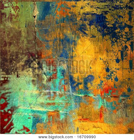 art color grunge background. To see similar, please VISIT MY PORTFOLIO.