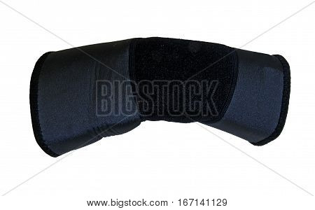 Single Elbow Protection on a white background