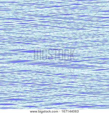 Blue background of interwoven lines. vector illustration