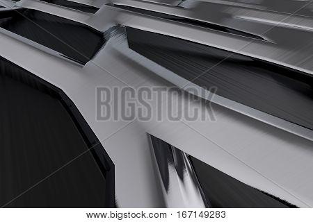 Metal Grate, Speaker Grille