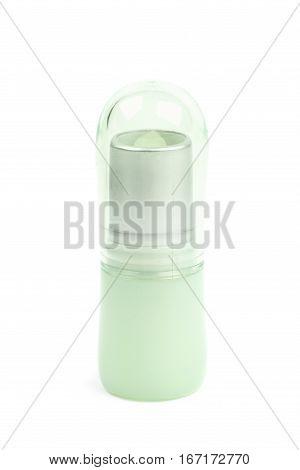 Vaseline lip balm stick pomade isolated over the white background