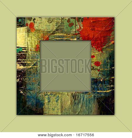 art photo frame colorful background. To see similar, please VISIT MY PORTFOLIO.