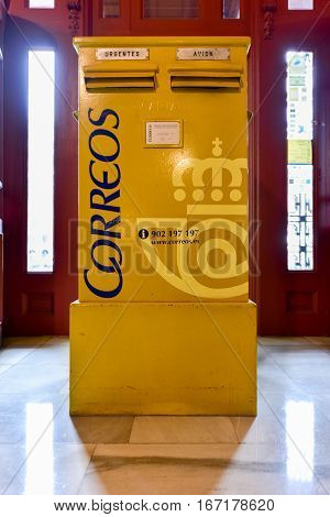 Post And Telegraph - Barcelona, Spain