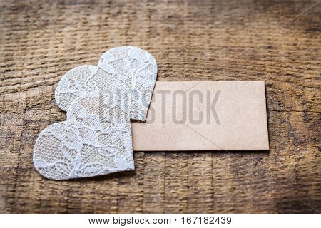 Valentines Day Holiday Love Gift Card Background