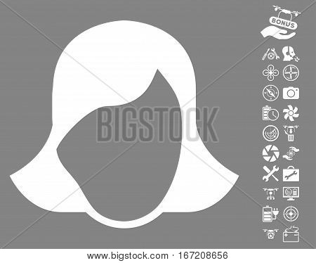 Lady Face Template Vector & Photo (Free Trial) | Bigstock