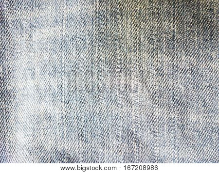 texture of old jeans, blue jeans background