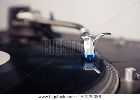 Dj Turntable Audio Vinyl Music Record Player