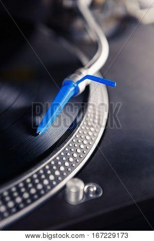 Dj Turntable Audio Vinyl Music Record Player