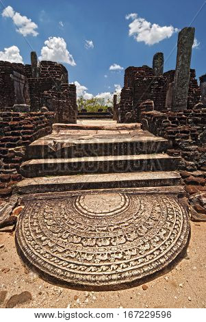 Ancient City of Polonnaruwa - Sri Lanka