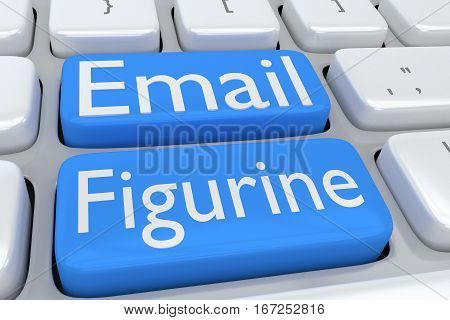 Email Figurine Concept