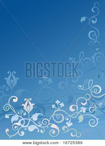 Ornamental background.