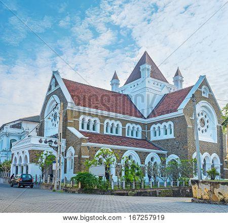 The All Saints' Church
