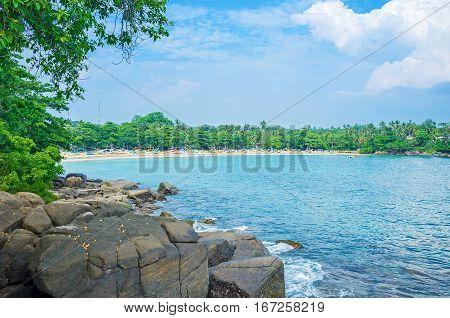 The Beach Of Mirissa