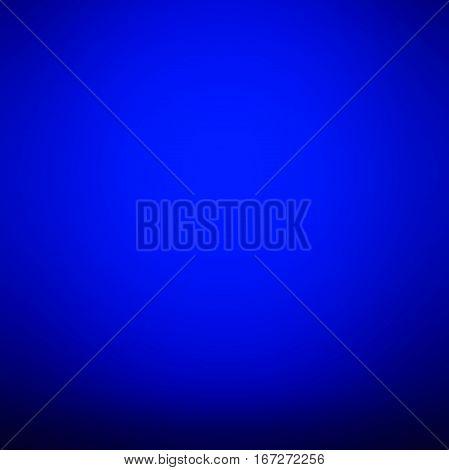 Soft Dark blue gradient backdrop wallpaper, simple wall background