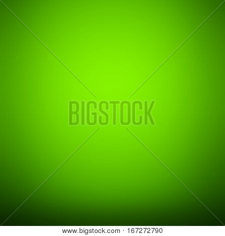 Soft green gradient backdrop wallpaper, simple wall background