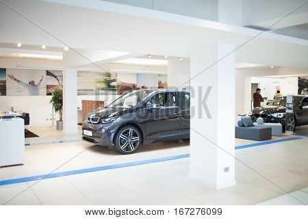Cars Showroom