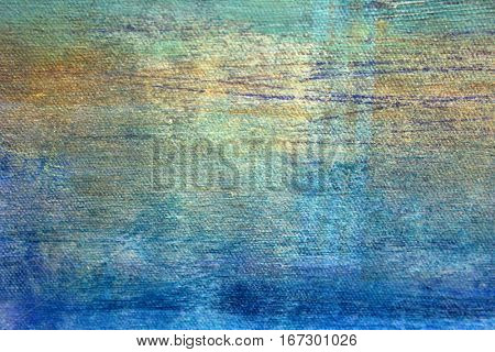 Blue Green Paint Textures 1