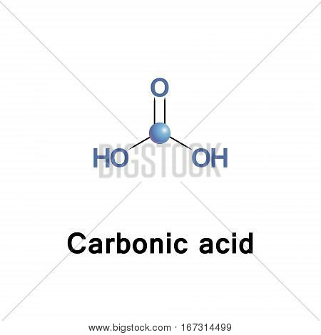 Carbonic acid is a respiratory acid that excreted as a gas by the lungs.It plays an important role in the bicarbonate buffer system to maintain acid base homeostasis.