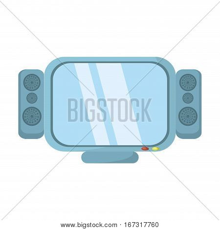 tv channel movie sound vector illustration eps 10