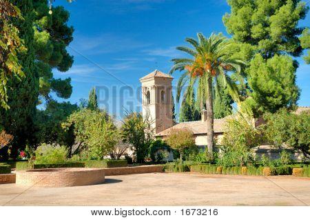 View At Alhambra, Granada