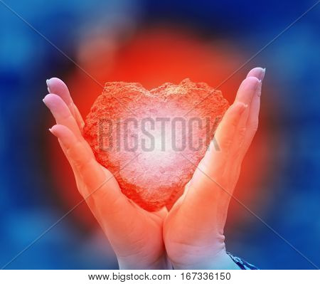 Photos bright miracle of the hands and hearts