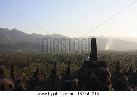 Borobudur Buddha Temple