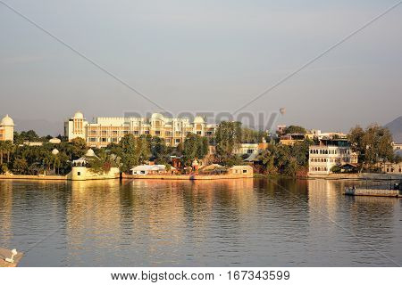 Leela Palace Hotel Lake Pichola