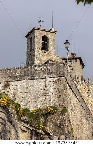 Architecture of San Marino. San Marino San Marino