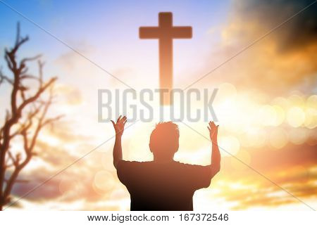 Human raising hands. Mercy Right Trust Catholic Migrant Free Bold God Power Moral Grief Amnesty Triumph Change Black Liberty Religion Answer Prayer Pray Fasting. Worship christian concept background