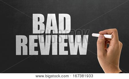 Bad Review