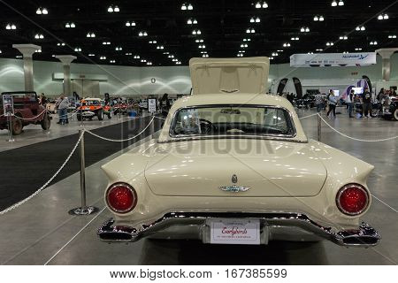 Ford Thunderbird F-model Supercharged