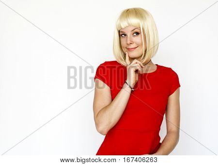 People Person Having Fun Wigs