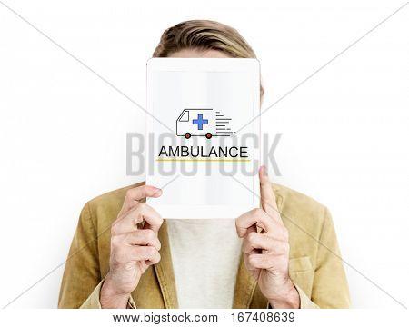 Ambulance Accidental Emergency Urgent Situation