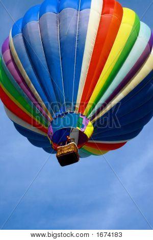 Tattered Hot Air Balloon