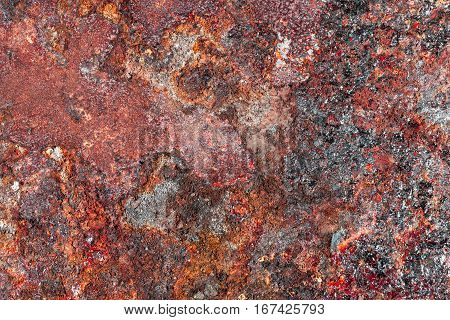Background Corrosion