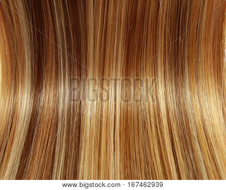 highlight hair texture abstract background fashion style