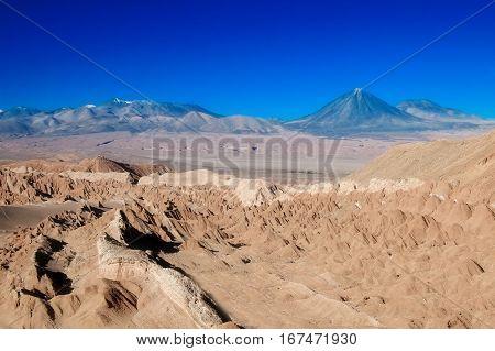 San Pedro De Atacama In North Chile