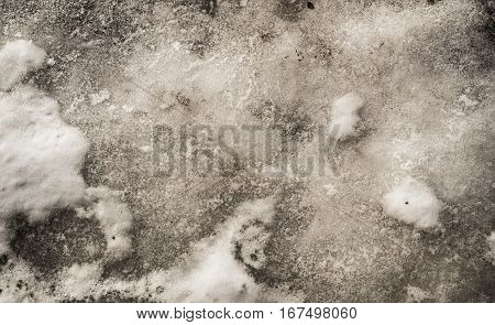 Ice, ice texture, abstract ice background, ice and snow