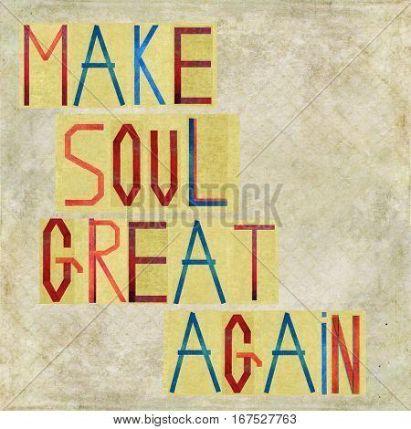 Make Soul great again